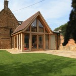 Stone Cottage Oak Extension