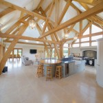 Cruck Oak Truss Design