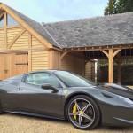 oak rame garage leicestershire