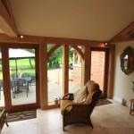 oak framed