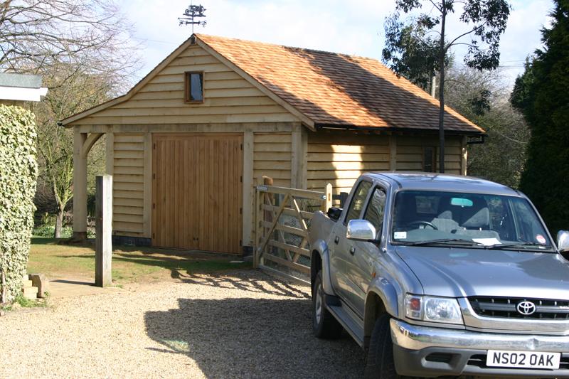 Oak Workshop