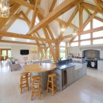 Cruck Oak Truss Design